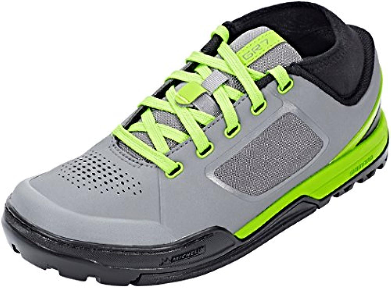 Shimano SH-GR7 - Zapatillas - Gris/Verde Talla del Calzado 45 2019  -