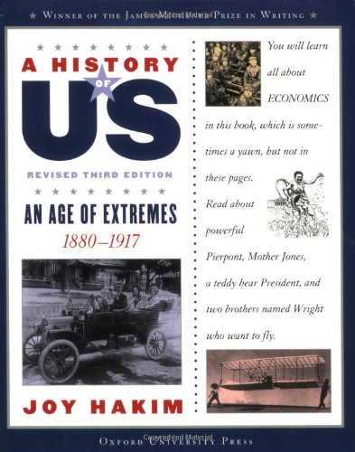 A History of US: An Age of Extremes: A History of US Book Eight