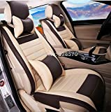 #2: Frontline 3D Car Seat Cover for Mahindra Marazzo - 7 Seater