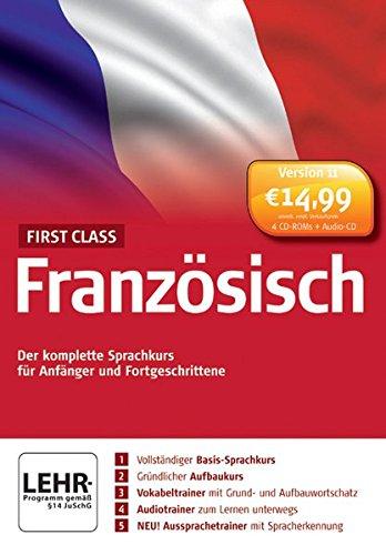 First Class Sprachkurs Französisch 11.0 (Charmant Z)
