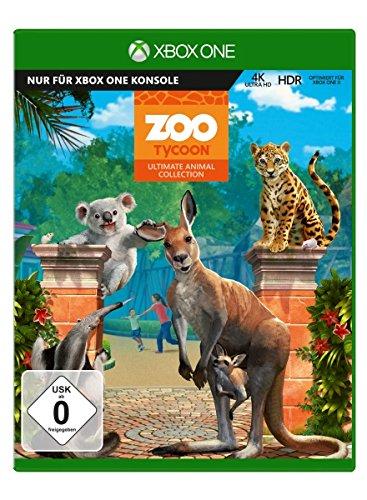 Zoo Tycoon (Zookeeper Collection) (XONE) (PEGI) [Importación inglesa] 51UqYa 2Bfl7L