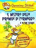 Image de Il mistero della piramide di formaggio e altre storie