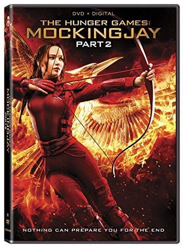 The Hunger Games: Mockingjay, Part 2 [+ Digital Code] by Jennifer Lawrence