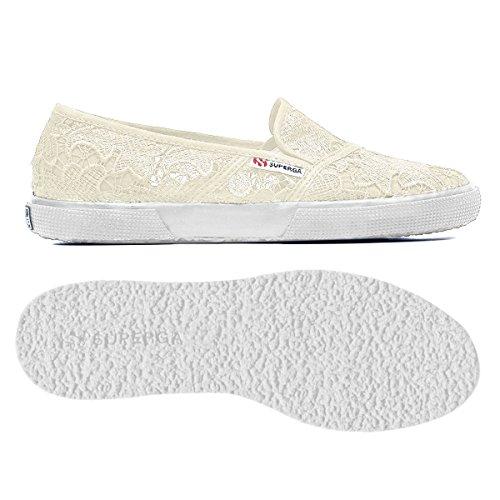 2016 v30 Da Completo Tessuto Nero Superga Macramew Sneakers 2210 Estate Donna Nero Scarpe Primavera 996 Di D'avorio Collezione Nuova 4wqf57xYf