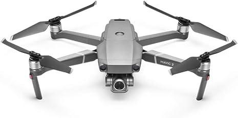 "DJI Mavic 2 Zoom Drohne Quadrocopter mit 24-48mm Optischer Zoom Kamera Video 12MP 1/2.3"" CMOS Sensor (EU Version)"