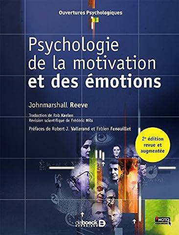 Psychologie de la motivation et des