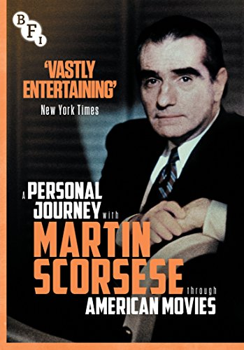 A Personal Journey with Martin Scorsese Through American Movies [Import anglais]