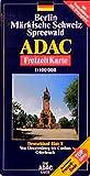 ADAC FreizeitKarte, Bl.8, Berlin, Märkische Schweiz, Spreewald (ADAC Freizeitkarten)