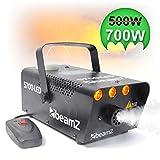 Beamz S700 Smoke Machine with Flame Effect 700W