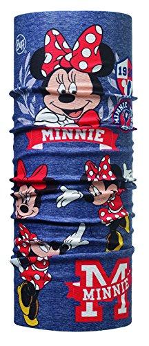 Minnie Mouse Multifunktionstuch, High School Denim, One Size ()