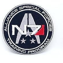 Parche bordado para planchar o coser N7 Alliance Special Force