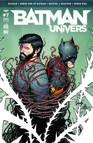Batman Univers 07 par Scott Snyder