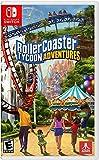 Rollercoaster Tycoon: Adventures Nintendo Switch Standard Edition