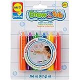 Alex - Ceras para pintar en la bañera, juguete de baño