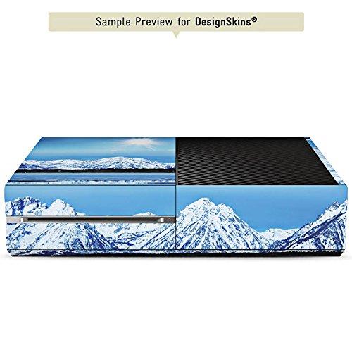 DeinDesign Microsoft Xbox Case Skin Sticker aus Vinyl-Folie Aufkleber Gebirge Schnee Gipfel -