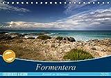 Formentera - Karibik im Mittelmeer (Tischkalender 2020 DIN A5 quer): Insel der Balearen (Monatskalender, 14 Seiten ) (CALVENDO Orte) -
