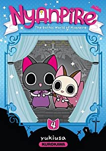 Nyanpire Edition simple Tome 4