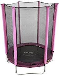 Plum 4.5ft Children's Trampoline & Enclosure for Toddlers - Three Colour Options