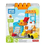 Die besten Mega Bloks von Mega Men - Mattel Mega Bloks FFG33 Baustein-Spielzeug Baustelle Bewertungen
