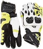 Racing Handschuhe Alpinestars GP Pro R2 Gloves , BLACK WHITE YELLOW FLUO, XL