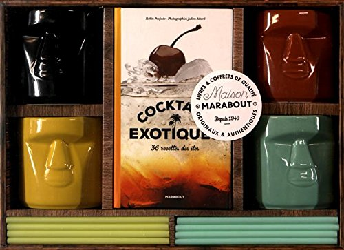 Coffret Un cocktail à Hawaï