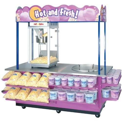 gold-medal-2951-combo-cotton-candy-popcorn-cart-by-gold-medal