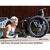 softwheel Unterbrechung Rollen für Ihren Rollstuhl
