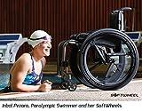 softwheel Suspensión ruedas para su silla de ruedas