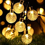 the purple tree Decorative Snow Globe String LED Lights for Diwali/Christmas - 3 Meter (white)