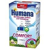 Humana Comfort bei Blähungen, Verstopfung und Drei-Monats-Koliken, 1er Pack (1 x 500 g)