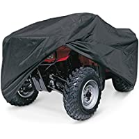 HBCOLLECTION PREMIUM Funda Protector Cubierta para Quad ATV Talla XL (251cm)