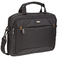 AmazonBasics 11.6-Inch Laptop and iPad Tablet Shoulder Bag Carrying Case