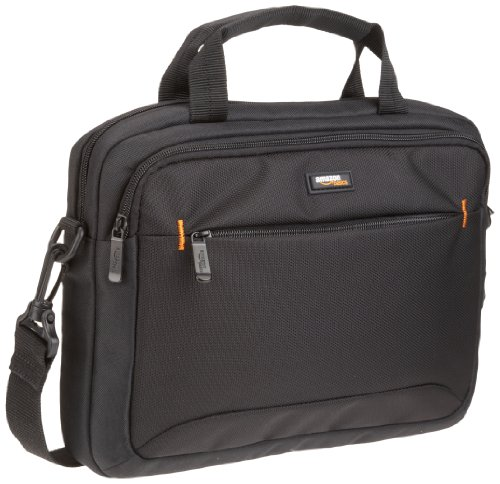 Convenient, comfortable and easy to carry, the AmazonBasics laptop and tablet case is a slim bag designed to protect your electronics. Hold laptops and other accessories (view larger).