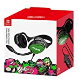 Micro-Casque Splatoon 2 Splat&Chat pour Nintendo Switch