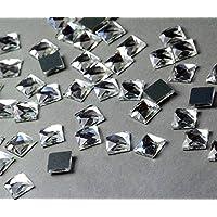 Hotfix SILVER MINE DMC Basic SS30 Stückzahl wählbar Profi Qualität Silber Chrom