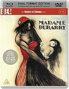 MADAME DUBARRY [Masters of Cinema] (1919) [Blu-ray]