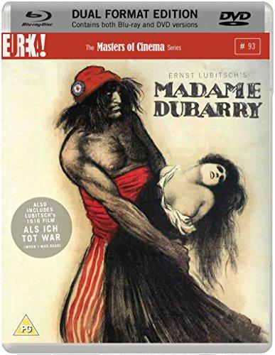 MADAME DUBARRY [Masters of Cinema] (1919) [Blu-ray] [UK Import]