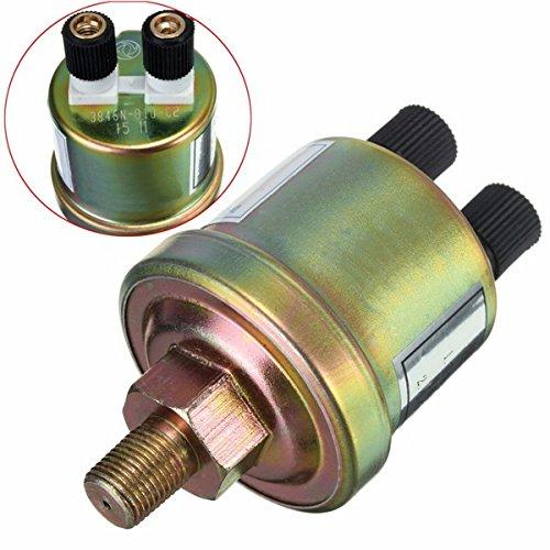 EsportsMJJ 1/8 Npt Öldrucksensor Motor Öldruckschalter Sensor Messgerät Absender
