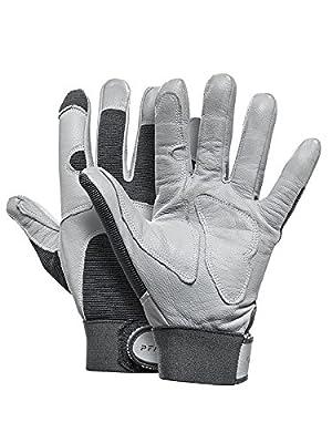 Pfanner Handschuhe Montage aus robustem Ziegenleder von Pfanner bei Outdoor Shop