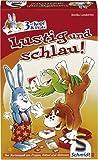 Schmidt Spiele - 3 mit Kopf und Pfote, Lustig und schlau!
