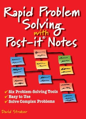 Rapid Problem Solving With Post-it Notes (English Edition)