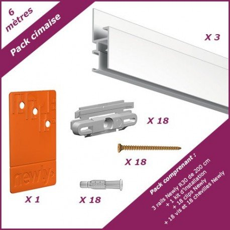 newly-pack-6meter-r30-matt-wei-lackierbar