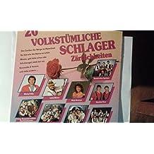 """20 Volkstümliche Schlagerzärtlichkeiten (1989)(Vinyl 12"""" LP)"""