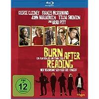 Burn After Reading-Wer Verbrennt Sich Hier/Blu-Ray