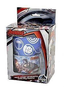 Coriex m92483AS-The Avengers Taza, manteles Individuales, Varios Juguetes