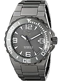 SWISS LEGEND 10008-GM-104 - Reloj para hombres color negro
