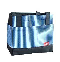 EZ Life Thermal Lunch Box Bag - Royal Blue