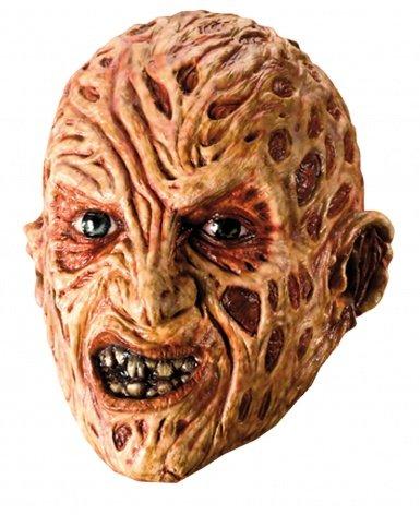 Tim Before Burton Christmas Kostüm Nightmare - Generique - Freddy Krueger Maske für Erwachsene