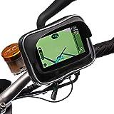 UltimateAddons motocicleta Espejo V28–10mm soporte para bicicleta y GPS funda para Garmin Nuvi y unidad Serie