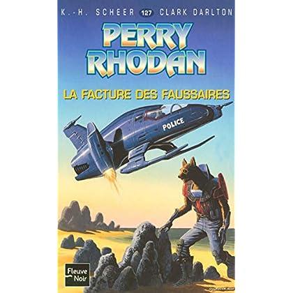 La facture des faussaires - Perry Rhodan (12)